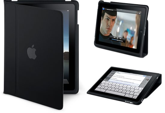 Apple iPad with Case