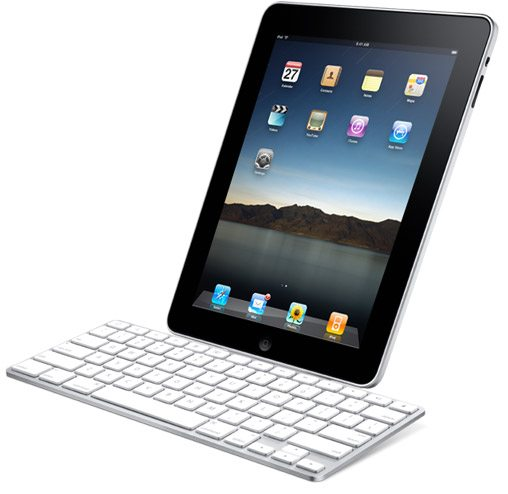 Apple iPad with Keyboard Dock