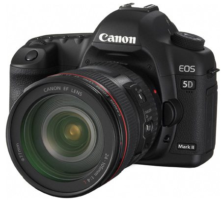 what is the latest canon 5d mark ii firmware