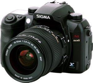 Sigma SD15 Kit