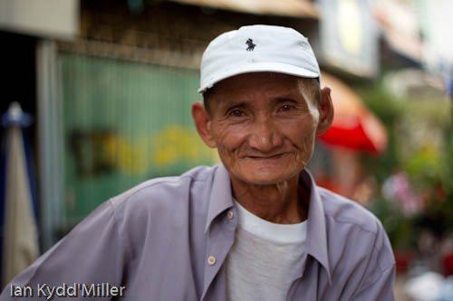 Ian Kydd'Miller - Man Image f/1.8