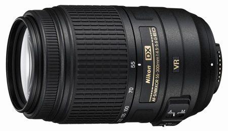 NIKKOR 55-300mm f/4.5-5.6 Lens