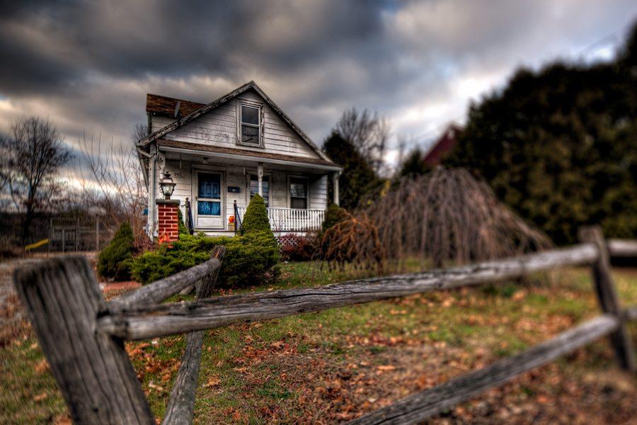 Brian Matiash HDR House Image