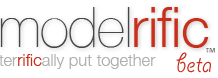 modelrific.com Logo