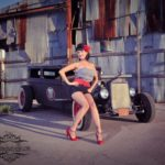Go Behind-the-Scenes of a Pinup Shoot with an Awesome '29 Chevy: by Boudoir Louisville