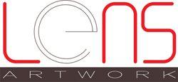 Lens Artwork Logo