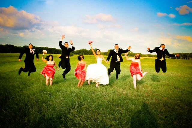 Taking The Formal Photos After A Wedding CurrentPhotographer