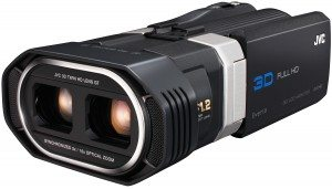 JVC GS-TD1 Full HD 3D Consumer Camcorder