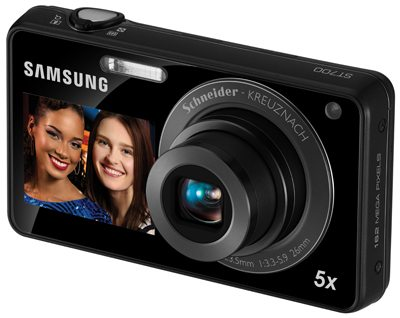 Samsung ST700 DuelView Camera