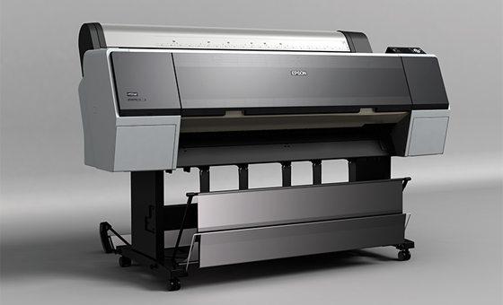 Epson Stylus Pro 9890 Printer