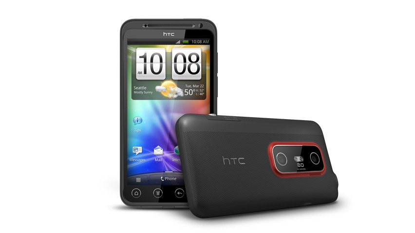 ... industry buzzing u2013 the first smartphone with a built-in 3D camera