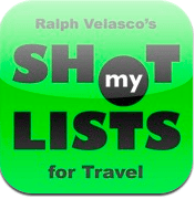 Check Out Ralph Velasco's My Shot List for Travel