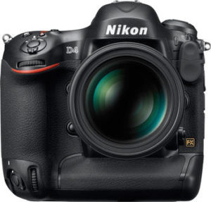 Introducing the D4, Nikon's Next-generation Flagship DSLR