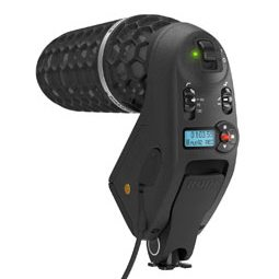RODE VideoMic HD - The World's First Digital Recorder Video Microphone