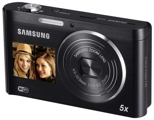 Samsung's Latest DualView Offering - the DV300F