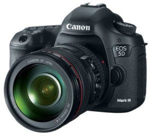 Announcing the Highly Anticipated Canon EOS 5D Mark III DSLR
