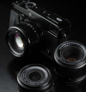 The Fujifilm X-Pro1 Mirrorless, Interchangeable Lens Camera System