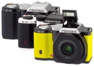 PENTAX K-01 Receives Red Dot Design Award