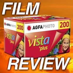 FILM REVIEW: AGFA Vista Plus 200 - Behind My Eyes